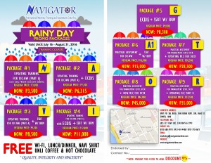 Rainy Promo Schedules Paper (Final)
